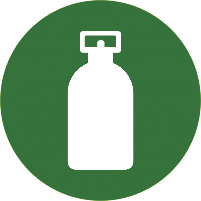 MANIPULADOR GASOS FLUORATS (qualsevol càrrega)