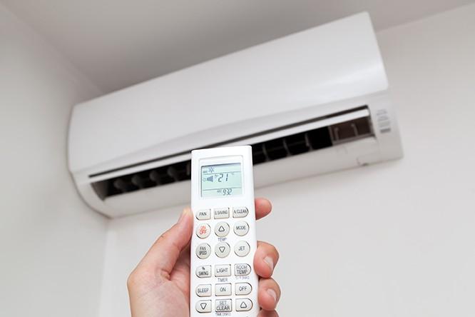 Manteniment instal·lacions de climatització